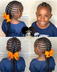 Little Girl Hairstyles Black Braided BraidedMohawk Braids braidstyles Mohawk SideMohawk Lil Girl Hairstyles, Black Kids Hairstyles, Natural Hairstyles For Kids, Kids Braided Hairstyles, My Hairstyle, Box Braids Hairstyles, Toddler Hairstyles, African Hairstyles, Little Girl Braids