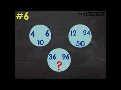 Wiskunde Raadsel #6 - YouTube Algebra, Youtube, Youtubers