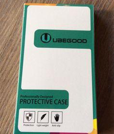 Ubegood - iPhone 6S eine kratzfeste Plating TPU Silikon Schutzhülle