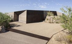 Galería - Casa Patio Desierto / Wendell Burnette Architects - 5