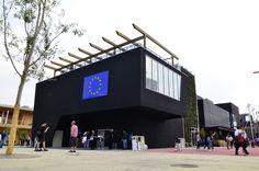 EU Pavilion #Expo2015 #Milan #WorldsFair