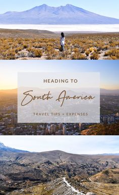 South America backpacking travel budget for 9 months Are you heading to South America? I've created Backpacking South America, Backpacking Europe, South America Travel, Europe Travel Tips, Packing Tips For Travel, Budget Travel, Traveling Europe, Packing Lists, Travel Essentials