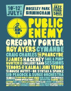 Mostly Jazz Funk & Soul Festival 2015 - Moseley Park, Birmingham