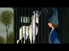El ultimo unicornio-español latino parte 2