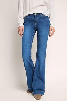 Esprit / Stretch jeans in innovative denim