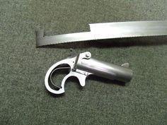 Gunsmithing Tools, Gun Art, Custom Guns, Lathe Projects, Camping Survival, Navy Seals, Guns And Ammo, Revolver, Cannon