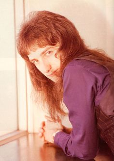 John Deacon in Japan,1976 photo by Koh Hasebe source:Queen: Through The Years - A Photographic History