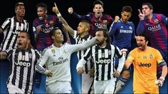 Ekpo Esito Blog: Messi, Ronaldo,Suarez and Neymar lead UEFA Best Pl...