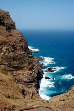 Santo Antao Fantastic coastal hike, Cabo Verde www.capeverdeinformation.com #Travel #TeamCV #CapeVerde