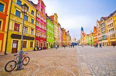 colorful buildings / 信じられないほどかわいい!一度は行きたい世界の「カラフルな町」15選