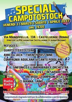 Special Campotostock: Musica per rinascere