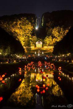Lichterfest Forstgarten Kleve