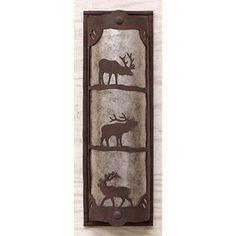 Copper Canyon Colorado Series Lodge and Cabin Wall Sconce