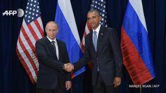 Ekpo Esito Blog: BREAKING: Obama, Putin in a private talks