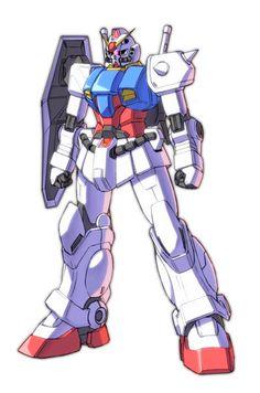 Gundam + Zaku mashup.