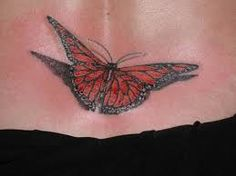 Image result for shaded tattoos lower back