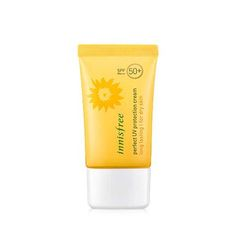 Kem Chống Nắng Innisfree Perfect UV Protection Cream Long Lasting Dry Skin SPF50+ PA+++ 50ML
