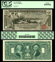 """Large Red Seal """"woodchopper"""" 1878 Fr Buy Cheap Legal Tender #69 Pcgs Grade 64ppq Matching In Colour"""