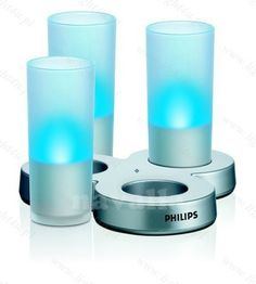 Philips – CandleLights: table lamps for indoor lighting, light source inclusive