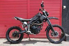 Yamaha Tricker custom