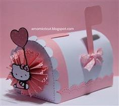 Hello Kitty Valentine project