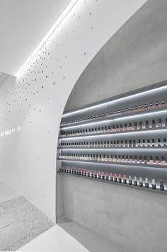 Gallery of Helix Garden—Lily Nails Salon / ArchStudio - 4