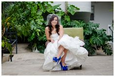 Bridal Portraits. South Beach Wedding. Brittany Anderson Photography