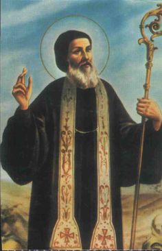 St. Maron or Maroun, was a 4th-century Syriac Christian monk whose followers, after his death, founded a religious Christian movement that became known as the Maronites. The religious community which grew from this movement is the Maronite Church.