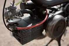 Latte Racer Betta Kubo´S Garage - Jawa Babetta 207