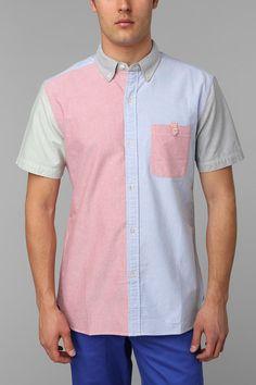 Hawkings McGill Left Coast Oxford Shirt