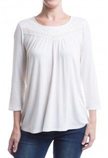 Type 1 Lacey Delight Top
