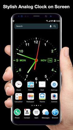Download Digital Clock Live Wallpaper & Launcher on PC & Mac with AppKiwi APK Downloader
