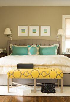 Luxury Bedrooms relajante-elegante-contemporaneo. Ideal para una renovacion