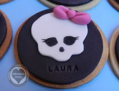 horneando deseos: Galletas Monster High