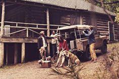 Timberland Fall 2013 Lookbook