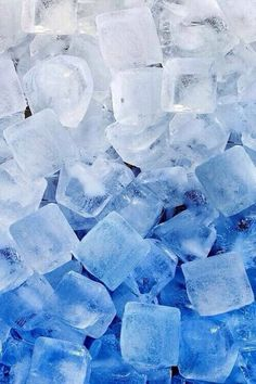 Imagen de ice, wallpaper, and blue