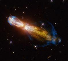 The Rotten Egg Nebula in Puppis Image: Judy Schmidt
