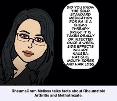Methotrexate ugh does not sound nice! Mom had RA it is a horrible disease. My heart goes out to all of you. I have fibro whether there's a link I don't know.