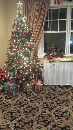 Scripts, Plymouth, Special Events, Christmas Tree, Club, Holiday Decor, Home Decor, Homemade Home Decor, Xmas Tree