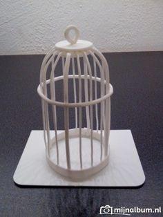 Fondant Bird cake tutorial