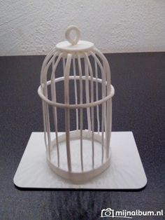 Fondant Bird cake tutorial