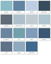 Blue Is The Hue For Dulux 2017 Kreativ Blue Bedroom