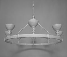 "Hilary Chandelier 44"" x 26"" h"