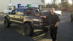 Thank you to Steve Dunger of Roseville, Ca for his purchase of a CVT Mt. Rainier Roof Top Tent demo and annex. It will be riding on his new bedrail system so it rides level with the cab on his sweet looking Toyota Tacoma. Thank you and Welcome to the CVT Roof Top Tent, Top Tents, Tacoma Prerunner, Expedition Trailer, Overland Truck, Toyota Tacoma, Rooftop, Monster Trucks, Annex