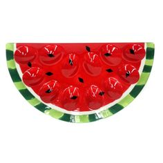 Boston Warehouse Picnic Watermelon Deviled Egg Plate