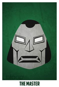 Dr Doom By Bloop
