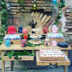 Sweet corner  #candybar