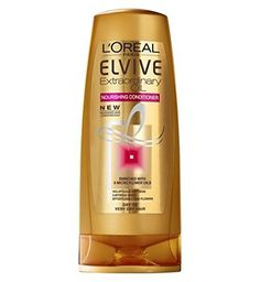 L'Oreal Elseve / Elvive Extraordinary Oil Conditioner / Balzam 400 ml / 13.3 fl oz ** This is an Amazon Affiliate link. Be sure to check out this awesome product.