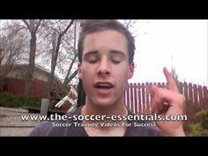 Soccer Foward Training To Score More Goals