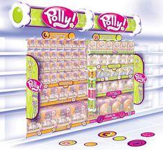 Retail Point of Purchase Design   POP Design   Toys & Games POP   Mattel - Gondola Run Hot Spot (Design Activity)